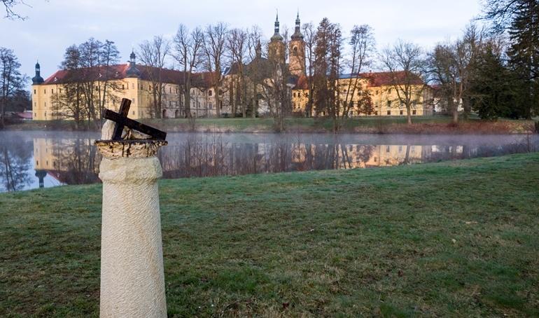 Klášter Teplá, foto: Jiří Strašek