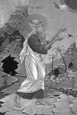 sv. Pavel I. Poustevník